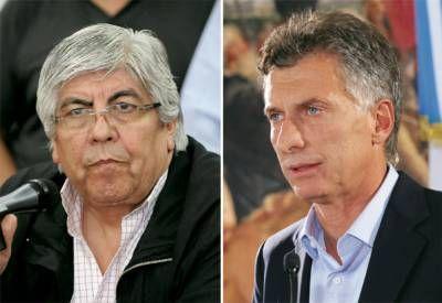 El clan Moyano se juntó con Macri para tejer una estrategia anti K