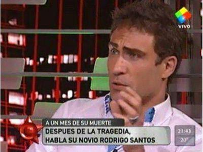 Rodrigo Santos, el novio de Julieta Gómez, rompió el silencio