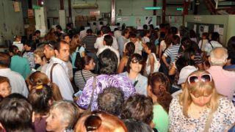Empleados de OSEP reclaman un 30 % de incremento en el sueldo