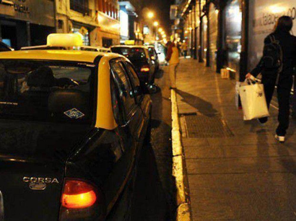 Los taxistas dan plazo al gobierno por un nuevo plan de seguridad