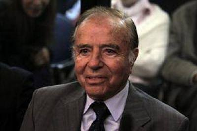 Legisladores nacionales piden la exclusión de Carlos Menem del Senado