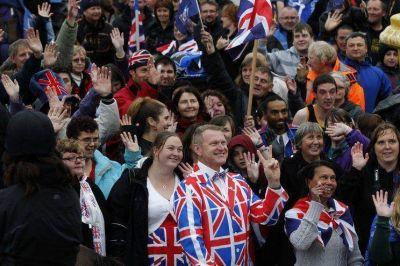 Concluyó el referéndum en Malvinas con alta adhesión de isleños