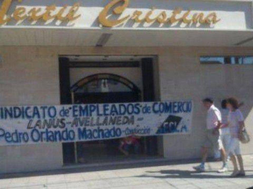 "La CGT de Lanús y Avellaneda repudió la intervención judicial en el reclamo de la textil ""Cristina"""