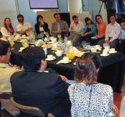 En Lomas avanza el programa de promoci�n de RSE con industrias y emprendedores