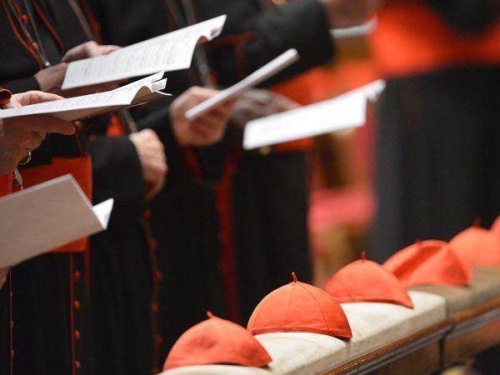 Comienza el cónclave para elegir al sucesor de Benedicto XVI
