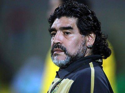 Maradona reconoce oficialmente a Dieguito Fernando
