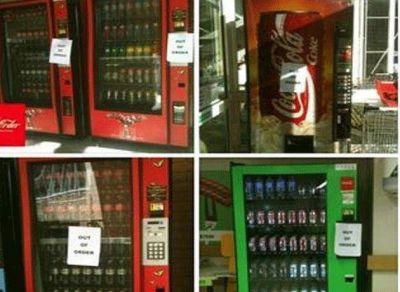 Coca-Cola, v�ctima de un boicot impulsado desde las redes sociales