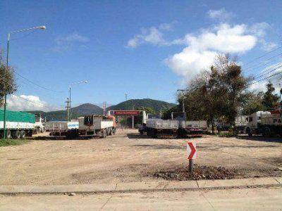 Nuevas obras de infraestructura en el Parque Industrial de Salta