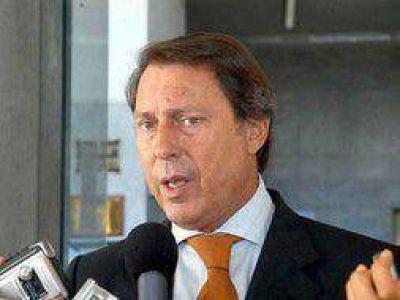 """Crimen y pueblada: Casal llegó a Junín y aseguró que el caos estuvo """"planificado"""""""
