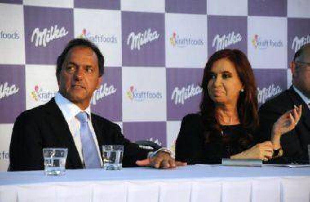 Alcaldes confían en la ayuda de CFK a Scioli