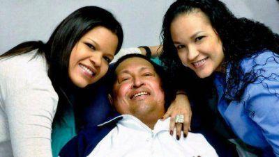 La hija de Ch�vez le responde a Capriles por la muerte de su padre