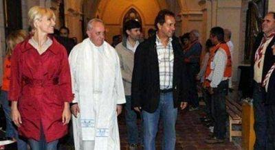 """Dios nos mandó a Bergoglio Papa para que la Argentina encuentre la paz"""
