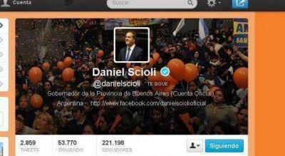 """Scioli saludó """"con emoción y orgullo argentino"""" al nuevo Papa Francisco I"""