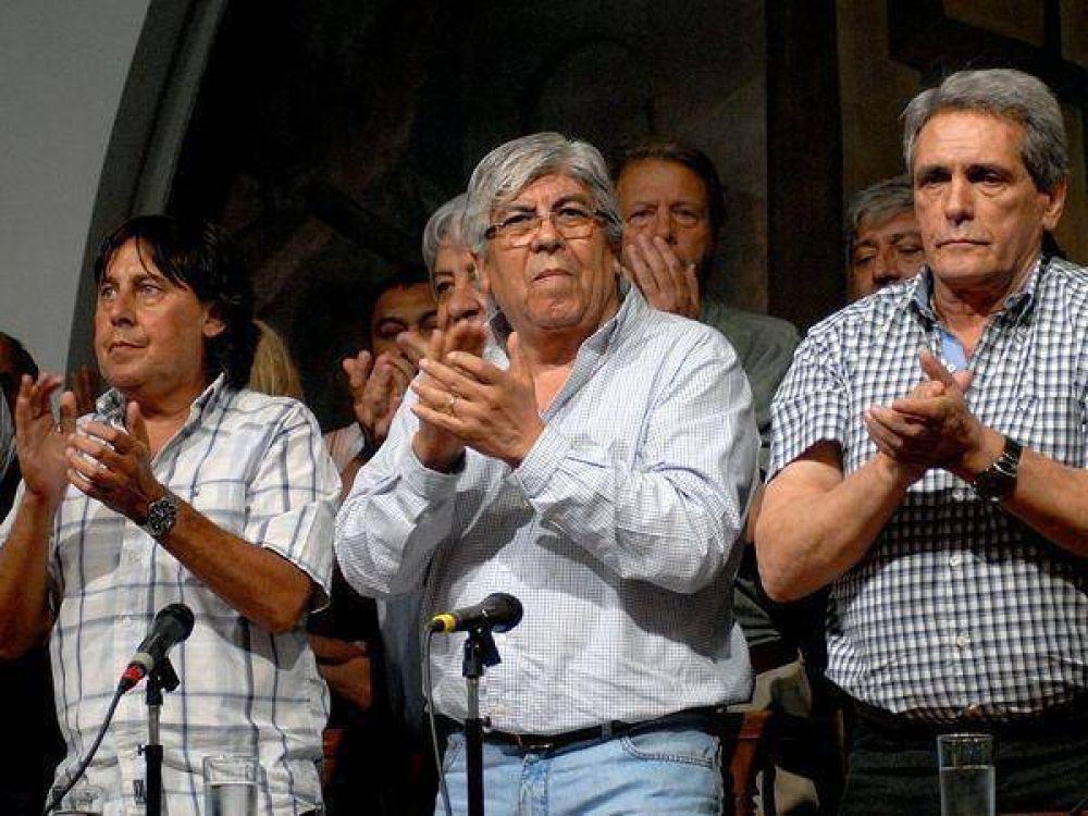 """Micheli advirtió que con Moyano preparan """"un gran paro nacional"""""""