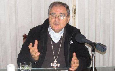 """Monseñor Ojea sobre Francisco: """"fue una sorpresa y una inmensa alegría"""""""