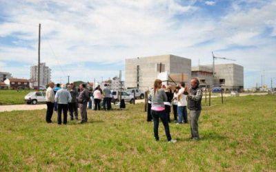 Canchita de los Bomberos: el Municipio hará una plaza