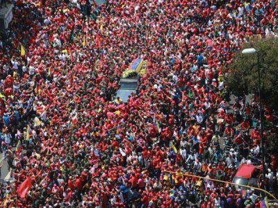 Venezuela se alista para trasladar nuevamente los restos de Hugo Ch�vez