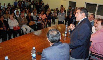 El gobernador encabez� homenaje a Hugo Ch�vez