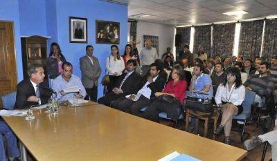 Fortaleciendo el desarrollo de proveedores y empresas para Santa Cruz