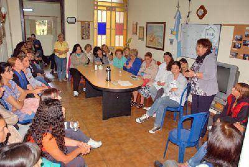 Los docentes volvieron a rechazar la oferta del Gobierno provincial