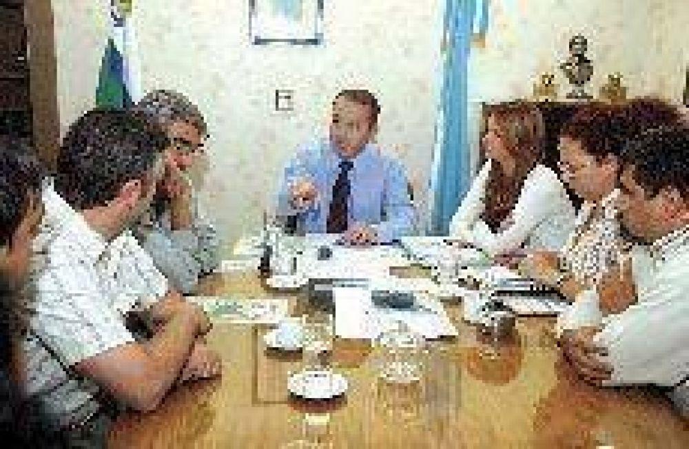 Los concejales y los trabajadores de las slots flexibilizaron sus posturas