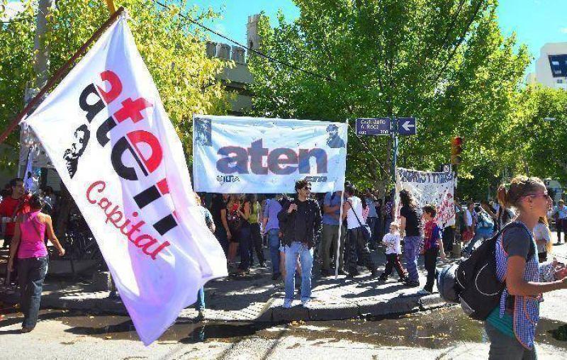 La conducción de ATEN se reúne hoy con los diputados