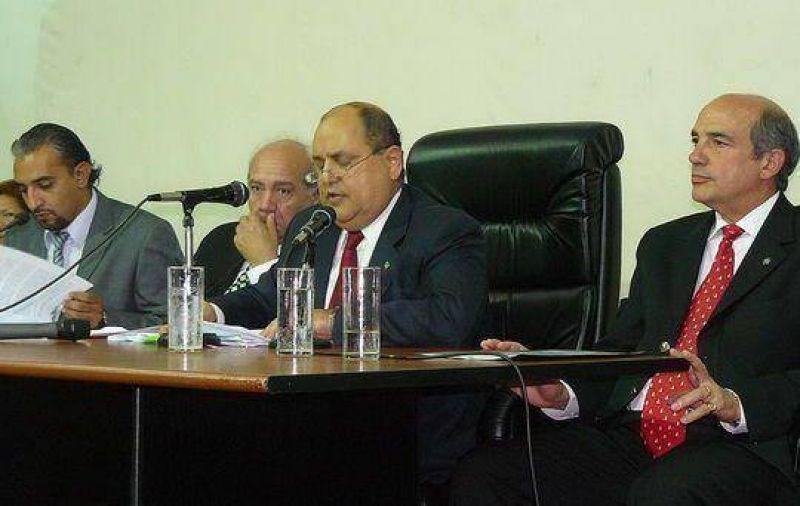 Intendente Zamar ianuguró período de sesiones ordinarias