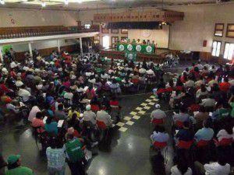 Trabajador de ATE Jujuy rechazaron el 10% de incremento salarial ofrecido por el gobierno de Fellner