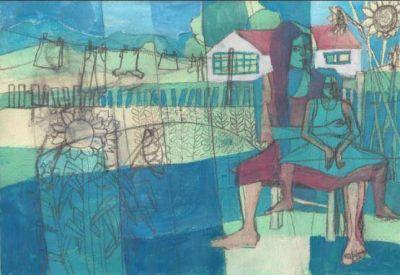 Santa Cruz estará representada en el I Encuentro de Muralistas en la Provincia de Buenos Aires