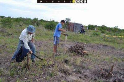 Nueva avanzada ocupa en los terrenos privados del Pirayuí
