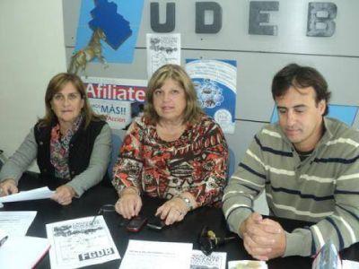 Continúa el paro docente: En Bragado el acatamiento sigue siendo alto