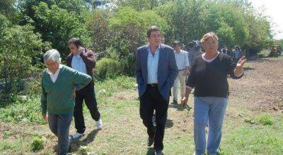 Mariotto promoverá el debate de una ley que regule el uso de agrotóxicos