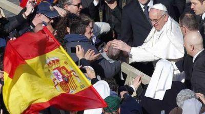 """Francisco: """"El odio, la envidia, la soberbia ensucian la vida"""""""