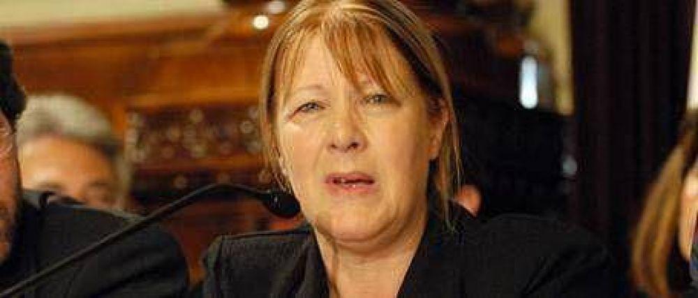 Margarita Stolbizer fue otra vez víctima de la inseguridad