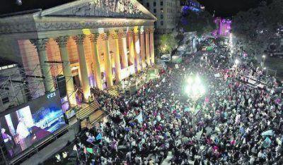 Más de 50 mil personas en la Catedral Metropolitana