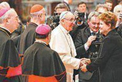 Mate y buenos deseos para el Papa
