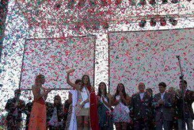 Otamendi vivió la 36º Fiesta Provincial de la Papa