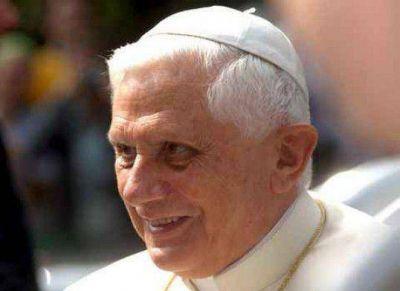 El Papa Francisco se reunirá este sábado con Benedicto XVI