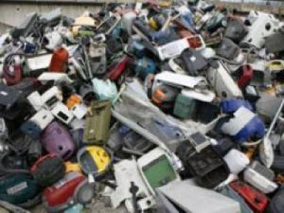 Desecharon más de 3 mil kilos de residuos electrónicos
