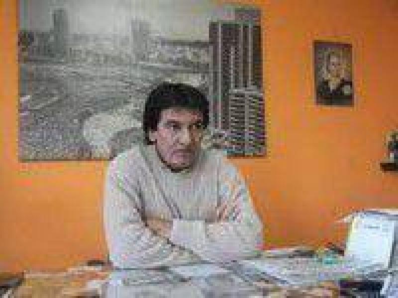 """Fernández dijo que si no hay una solución en la reunión después de Semana Santa """"va a estallar el puerto"""