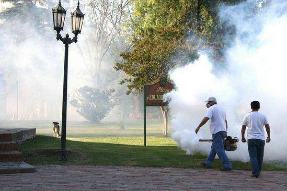 Con varias acciones: El municipio refuerza las tareas preventivas por el dengue