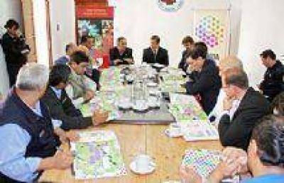 Inician los preparativos de seguridad para la FERINOA 2013
