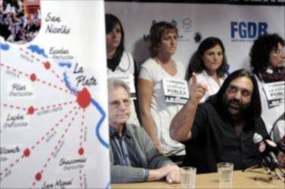 Baradel: el conflicto va a seguir si no hay respuesta