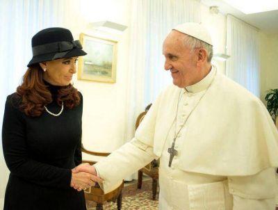 "Cristina íntima: ""Francisco me pegó en el corazón"""