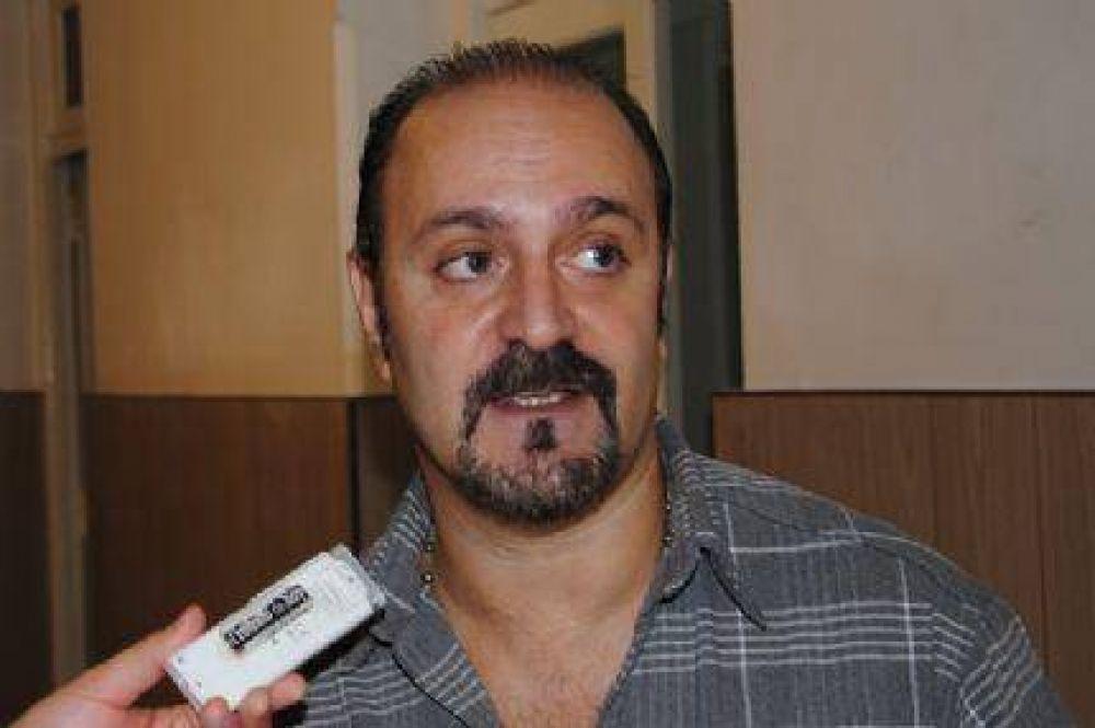 """Giovanniello: """"La situación en el puerto está complicada y se necesitan medidas macroeconómicas para reactivar la industria"""""""