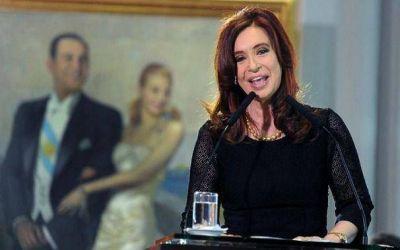 """Procrear: Cristina dijo que en Mar del Plata """"los terrenos son espectaculares"""""""