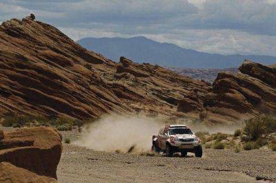 El Dakar pasará por el norte de la provincia