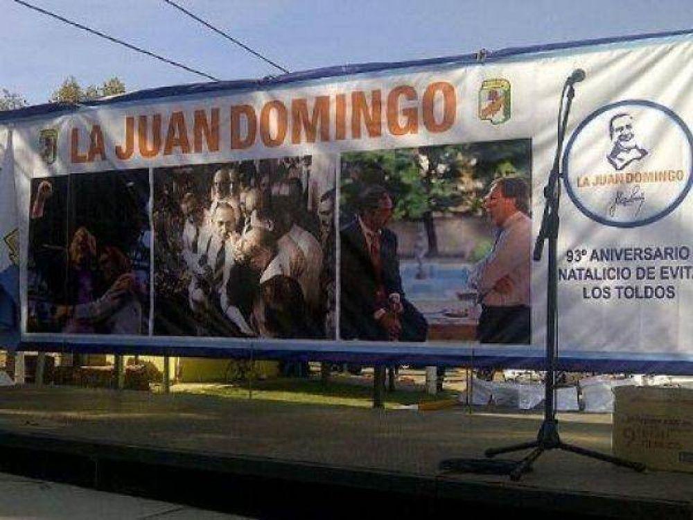 LJD, con Fernández, hace pie en Tucumán