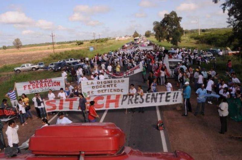 Federación Sitech va al paro por tres días desde el lunes