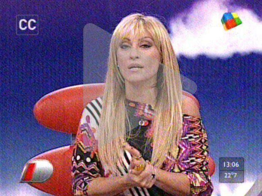 """El día que Marcela Tauro tomó las riendas de """"Intrusos"""""""
